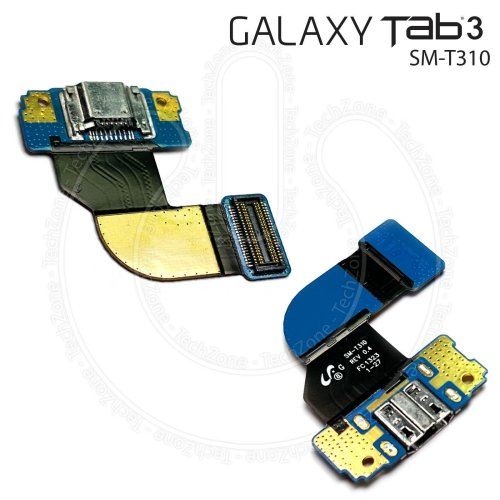 For SAMSUNG Galaxy Tab 3 8.0 SM-T310 Micro USB Charging Charger Port Flex Cable
