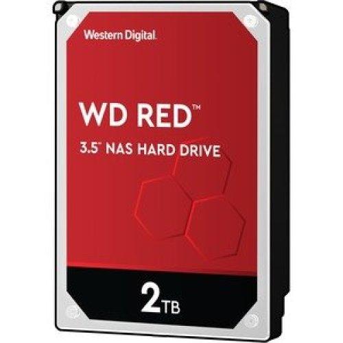 """Wd Red WD20EFAX 2 Tb Hard Drive Sata Sata/600 3.5"""" Drive Internal 5400Rpm 2 WD20EFAX"""