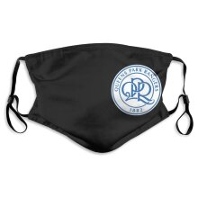 Queens Park Rangers Football Team Face Masks for Adult Youth Reusable