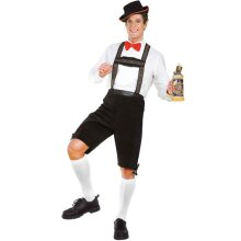 Mens Hansel Fancy Dress Costume (One Size)