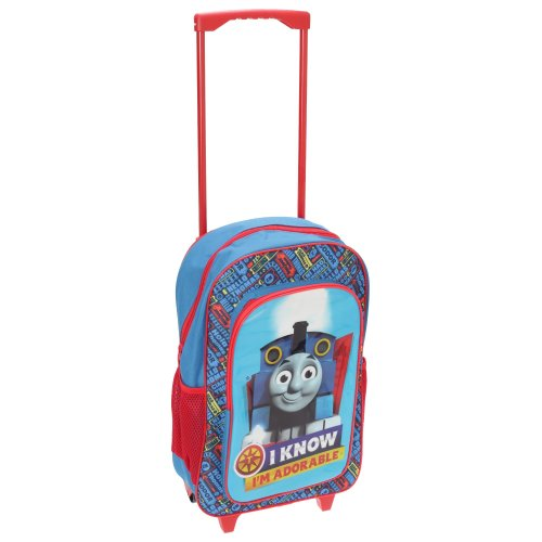 Thomas And Friends Childrens/Kids Travel Trolley Backpack