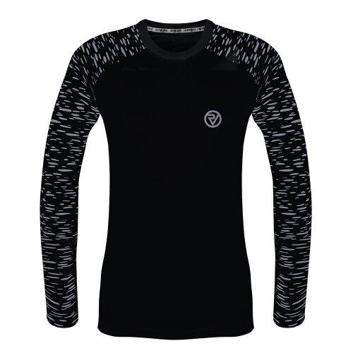 (Black, 8) Proviz REFLECT360 Women's Long Sleeve Top