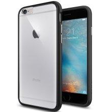 Spigen iPhone 6 Case, [Ultra Hybrid] iPhone 6s Case  - Black