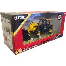 BRITAINS 43241 JCB 542-70 Agripro Loadall 1:32 Diecast Farm Toy