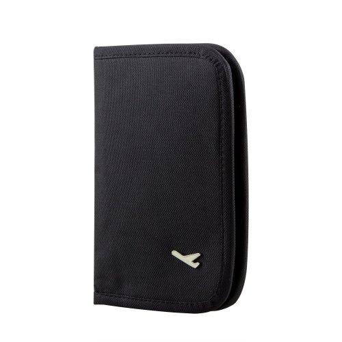 Trixes Zip Up Document & Passport Organiser | Travel Wallet With Zip