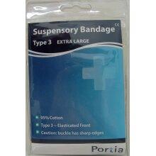 Bray Portia Suspensory Bandage Type 2, Large