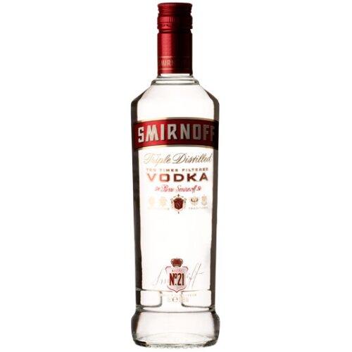 Smirnoff Red Label Vodka Magnum 150cl 1.5Lt