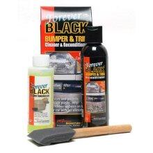Forever Car Care Products Forever Black Bumper & Trim Kit (NEW Improved Formula & Larger Size)