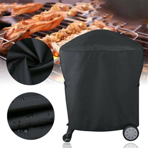 BBQ Cover Heavy Duty Waterproof Barbeque Grill Protector Outdoor