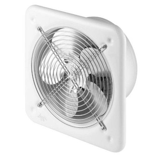 Effective Power Industrial Wall Extractor Axial Fan Air Exchanger 200-315mm Diameter