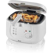 Swan 2.5 Litre Deep Fat Fryer Viewing Window Adjustable Temperature Control