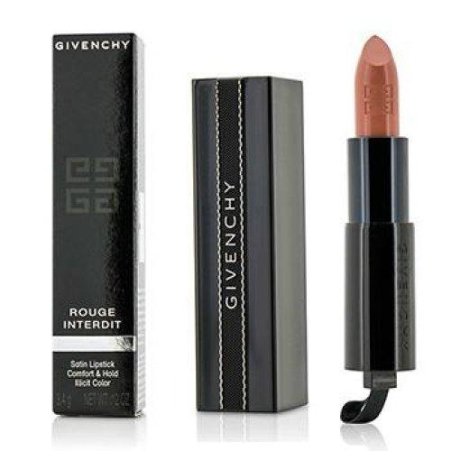Rouge Interdit Satin Lipstick - # 3 Urban Nude - 3.4g/0.12oz