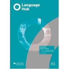 Language Hub Beginner Teacher's Book with Teacher's App - Used