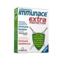 Vitabiotics - Immunace Extra Protection 30 VTabs