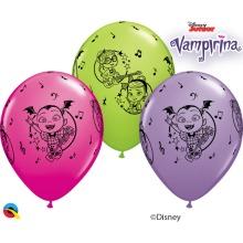 Vampirina Latex Balloons
