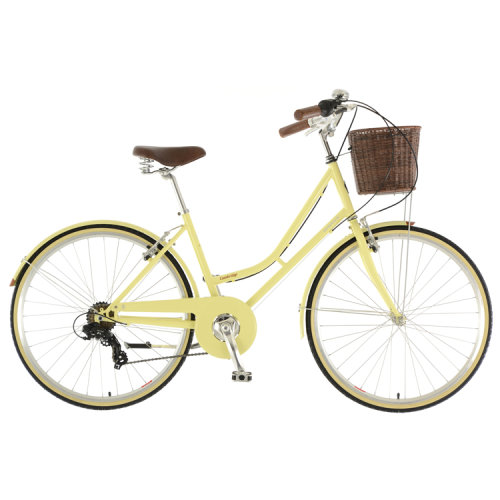 "Dawes Cambridge Cream 26"" Heritage Bike - 17"""