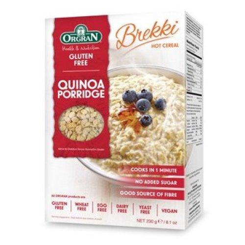 Orgran Quinoa Porridge 230g | Gluten-Free Porridge