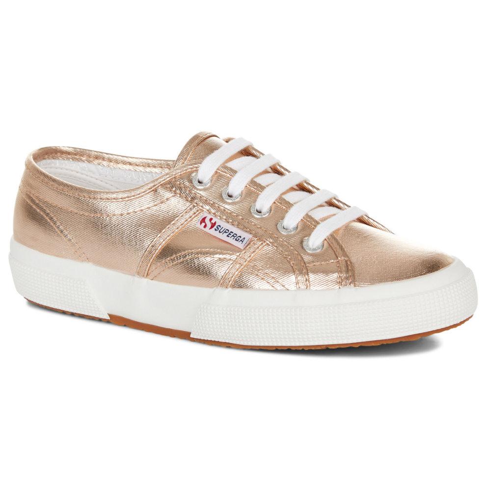 Superga 2750 Cotmetu Shoes - Rose Gold
