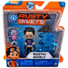 Rusty Rivets - Rusty and Whirly