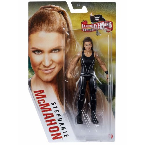 WWE Basic Wrestlemania Series - Stephanie McMahon Figure