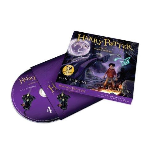 Harry Potter Audiobooks by Stephen Fry + More! Podcast | Free Listening on Podbean App