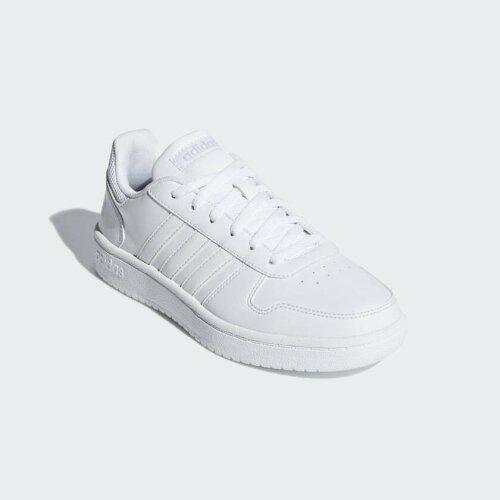(4.5 (Adults')) Adidas Hoops 2.0