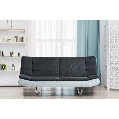 (White) Dallas Sofa Bed