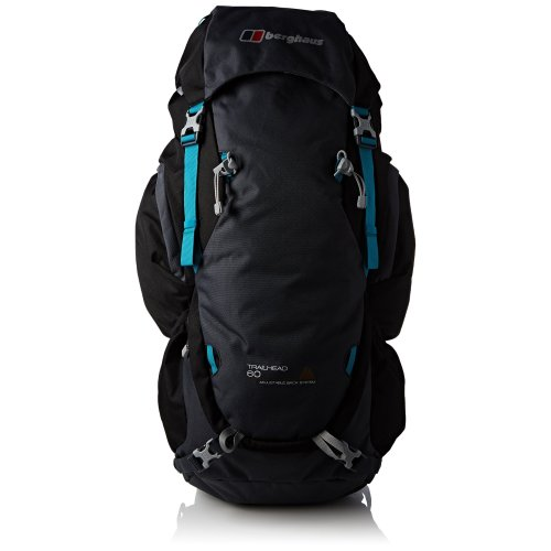 50 Litres Berghaus  Trailhead Women/'s Outdoor  Rucksack in Evening Blue