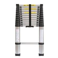 3.8M Multi-Purpose Aluminium Telescopic Ladder