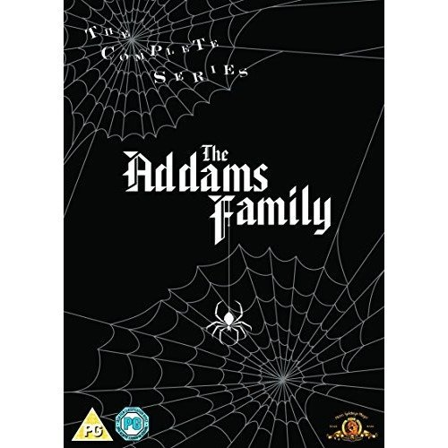 The Addams Family Seasons 1 to 3 Complete Collection DVD [2010]