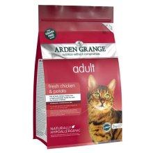 Arden Grange Grain Free Adult Cat With Fresh Chicken & Potato 2kg