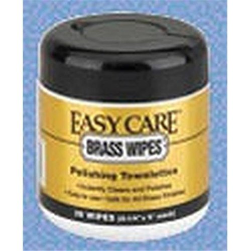 Westinghouse 7029700 Brass Easy Wipes, Pack of 12