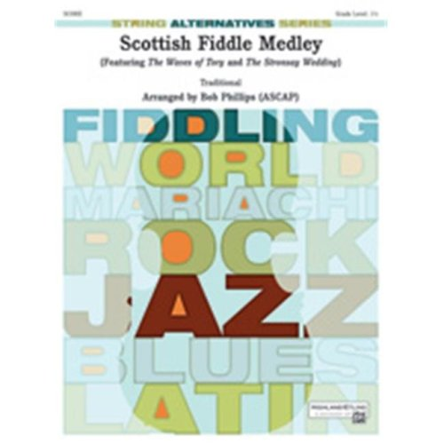 Alfred 00-35997 SCOTTISH FIDDLE MEDLEY-HSA