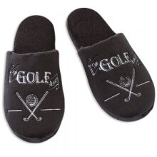 Golf - Slippers Small UK 7-8