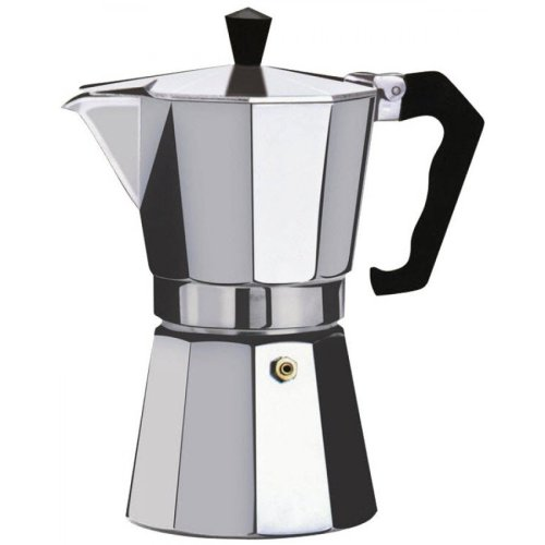 Kabalo 700ml (12-cup) Espresso Stove Top Coffee Maker - Continental Moka Percolator Pot Aluminium