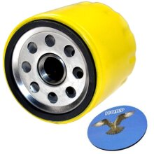 HQRP Oil Filter for KOHLER Command Pro CH18-25 CV11-16 CV18-25 CV460-493 CV675-742 CV750-752 CH680-752 ECV650-749 ECH650-749 Series Lawnmower Engines