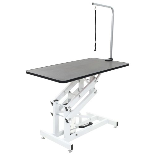 Hydraulic Bath Grooming Table for Dogs Cats Pets Adjustable Arm Loop Quality