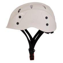 Liberty Mountain Rock Master Size Helmet (Small, White)