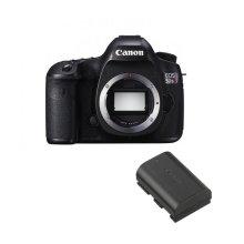 CANON EOS 5DSR Body + CANON LP-E6N Battery