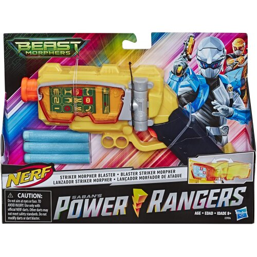 Hasbro Power Rangers Beast Morphers Striker Morpher Blaster