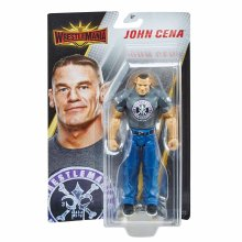 WWE Basic - Wrestlemania 35 - John Cena Figure