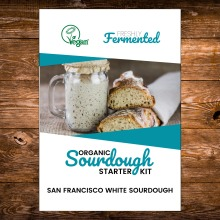 Certified Organic San Francisco Freeze-Dried Sourdough Starter