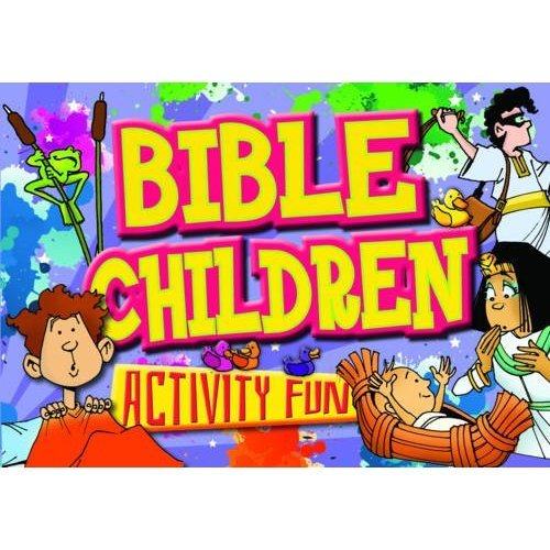 Bible Children (Activity Fun)
