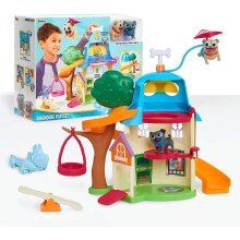 Puppy Dog Pals JPL94035 Doghouse Playset and Figures, Multi