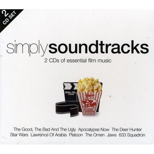 Simply Soundtracks (2cd)