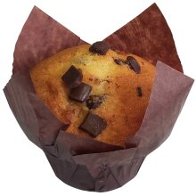 Bridor Frozen Chocolate Chip Muffins - 28x95g