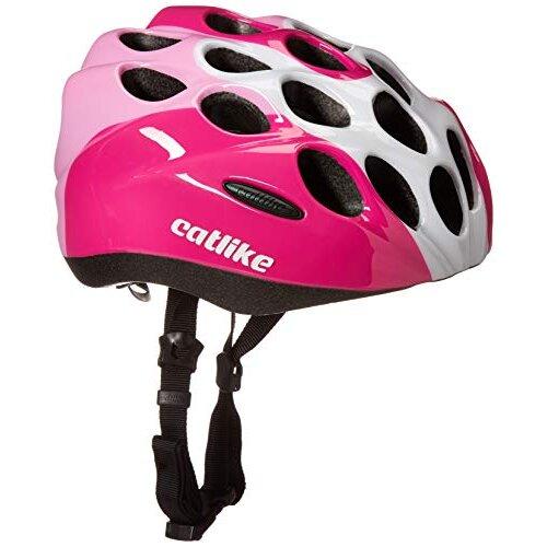 Catlike Kitten Tricolor SV Bike Helmet Pink X-Small
