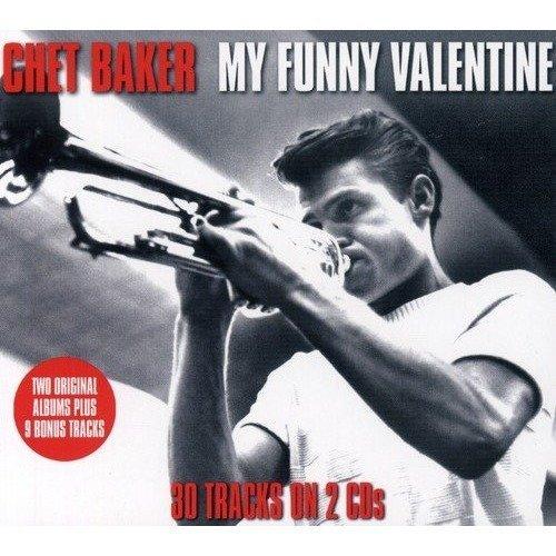 Chet Baker - My Funny Valentine [CD]