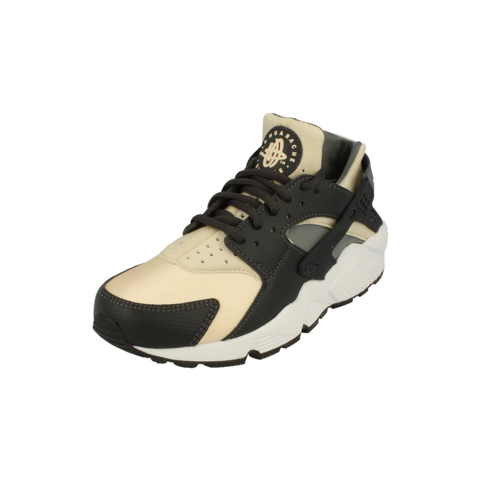 (4) Nike Air Huarache Run Womens Running Trainers 634835 Sneakers Shoes