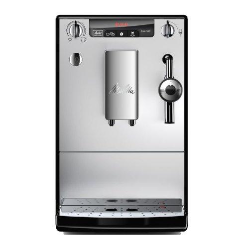 MELITTA Caffeo Solo & Perfect Milk E 957-103 Bean to Cup Coffee Machine - Silver, Silver